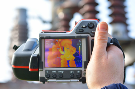 Thermal Imaging Electrical Services Sunshine Coast