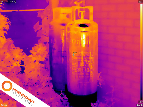 Thermal Imaging Property Inspection Process